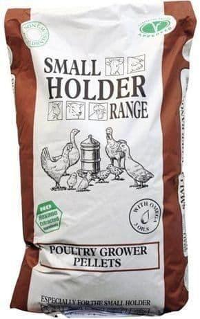 A & p poultry growers pellets 20kg